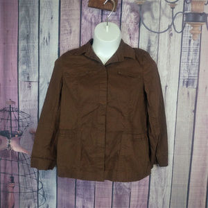 Coldwater Creek button up size 18W AH23
